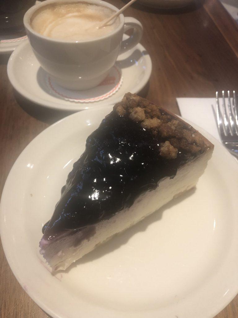 Junior's Cheesecake. Der weltberühmteste Käsekuchen.